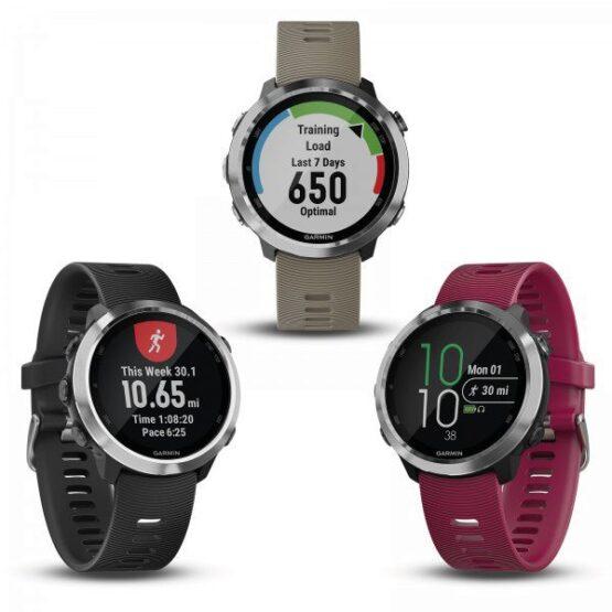 Forerunner 645 Music - Reloj de carrera con GPS, música y compatibilidad con Garmin Pay 11