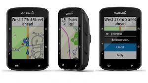 CICLOCOMPUTADOR GPS GARMIN DEPORTE CICLISMO Edge® 520 Bundle Sensores, HRM y Soporte 9