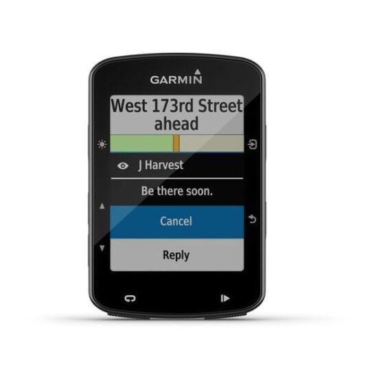 CICLOCOMPUTADOR GPS GARMIN DEPORTE CICLISMO Edge® 520 Bundle Sensores, HRM y Soporte 2