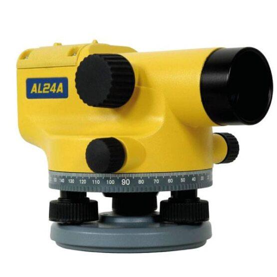 Kit Nivel Optico AL24-3 Spectra con estuche mira y tripode 6