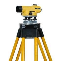 Kit Nivel Optico AL24-3 Spectra con estuche mira y tripode 4
