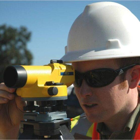 Kit Nivel Optico AL24-3 Spectra con estuche mira y tripode 2