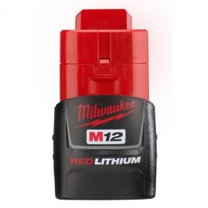 Kit Taladro y Atornillador De Impacto 12V En Bolso con baterias Milwaukee 8