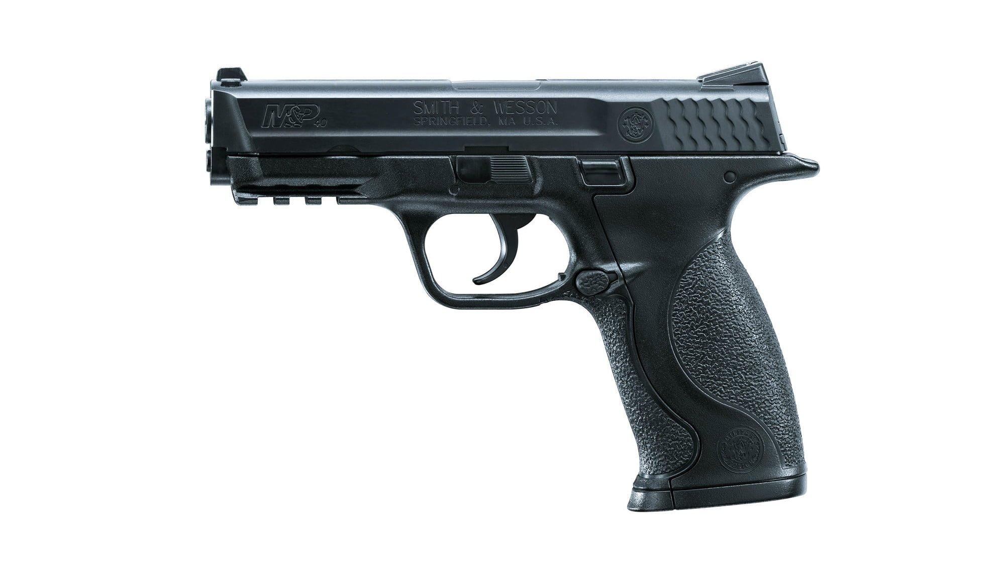 d90e01f515 Pistola CO2 4,5mm Smith & Wesson M&P40 UMAREX - ElBunkker