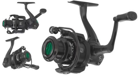 REEL MITCHELL TANAGER R6000 1RUL 200MTS 2