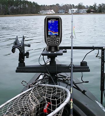 Ecosonda STRIKER™ 4 portable - Encontrar peces es más fácil que nunca con la sonda Garmin 7