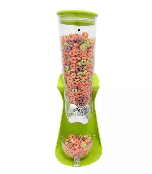 Set de 2 Dispensadores de cereales en acrílico 2