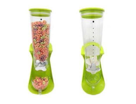 Set de 2 Dispensadores de cereales en acrílico 1