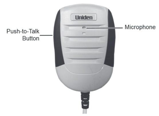BASE MARINA VHF DE ALTA PERFORMANCE UNIDEN UM385 VHF Comunicación 4