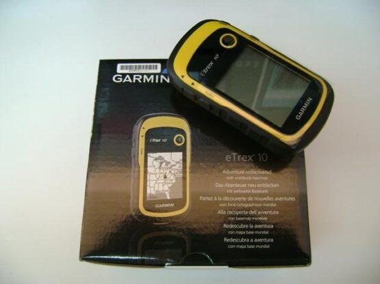 eTrex® 10 Garmin - El GPS de mano compacto 14
