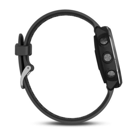 Forerunner 645 Music - Reloj de carrera con GPS, música y compatibilidad con Garmin Pay 5