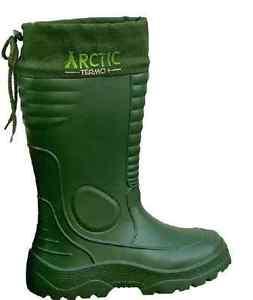 Botas de goma con aislante térmico- ABRIGO LEMIGO ARCTIC TERMO 875 3
