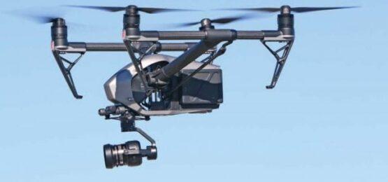 DJI Inspire 2 El primer Dron Cinematográfico 6