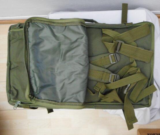 Mochila/ bolso 2 en 1. 50 Litros. En lona militar muy resistente. 5