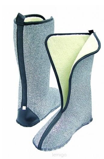 Botas de goma con aislante térmico- ABRIGO LEMIGO ARCTIC TERMO 875 2