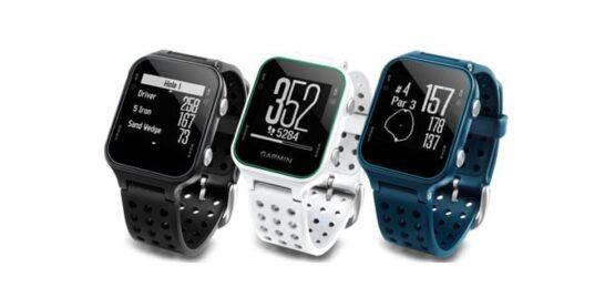 Garmin Approach S20 - El reloj de golf que se adapta a tu juego 4