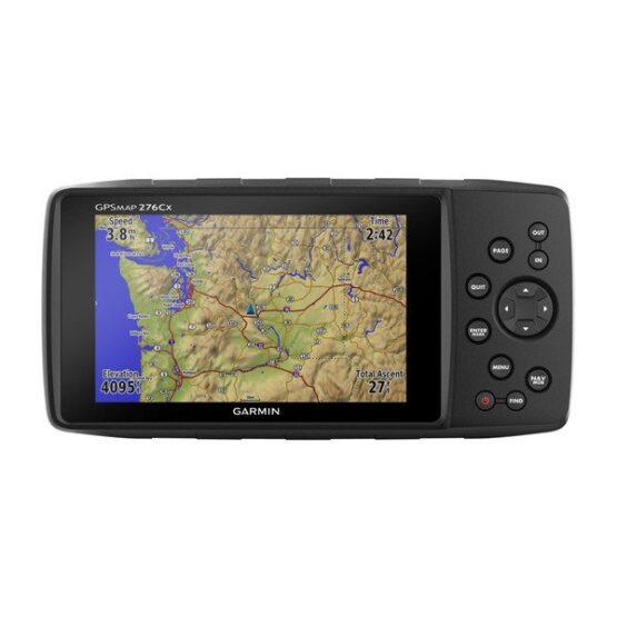 El regreso de la Leyenda GPS Gpsmap 276Cx - GARMIN 1