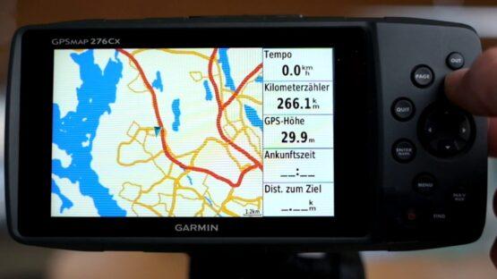 El regreso de la Leyenda GPS Gpsmap 276Cx - GARMIN 6