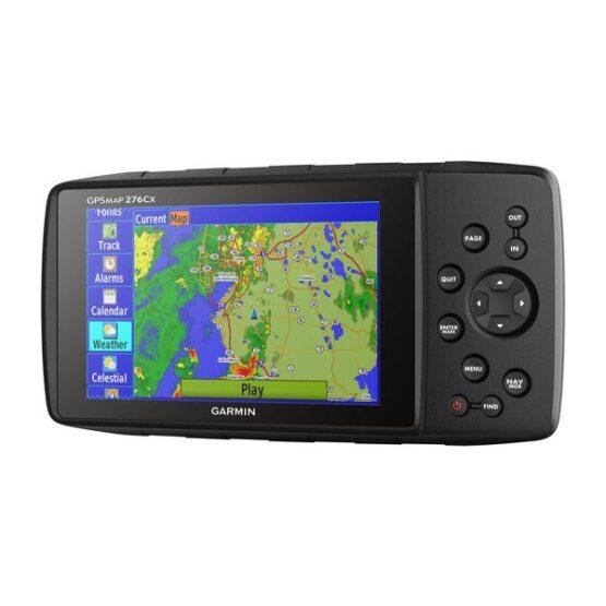 El regreso de la Leyenda GPS Gpsmap 276Cx - GARMIN 3