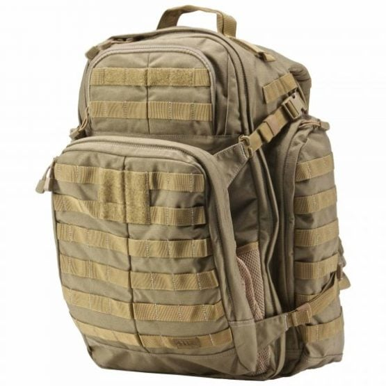 MOCHILA 5.11 TACTICAL RUSH 72 HS BUG OUT BAG 1