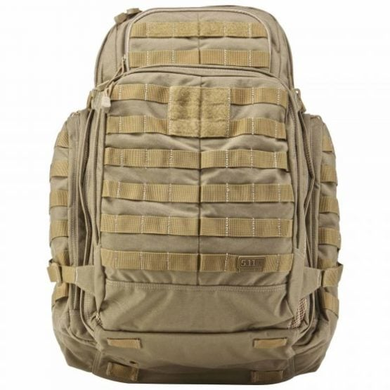 MOCHILA 5.11 TACTICAL RUSH 72 HS BUG OUT BAG 7