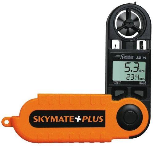 SM-19 Anemometro con temperatura, Humedad, Punto De Rocio Sky 1