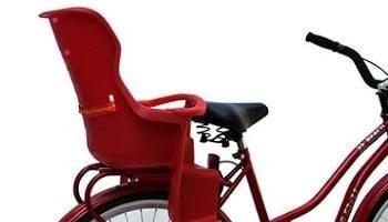 Silla para niño de bicicleta 4