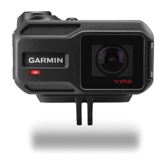 VIRB® X Garmin - La cámara de acción HD compacta y resistente al agua con G-Metrix 1