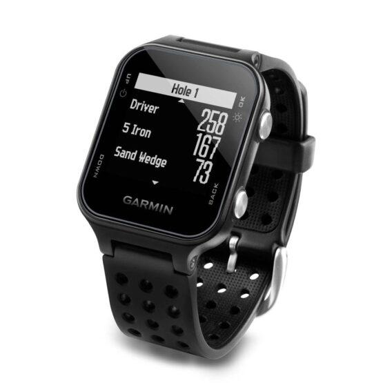 Garmin Approach S20 - El reloj de golf que se adapta a tu juego 3