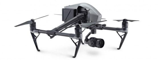 DJI Inspire 2 El primer Dron Cinematográfico 3