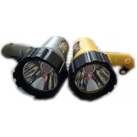 Foco de mano recargable, LED DE 10 W, 130 LUMENES. 3