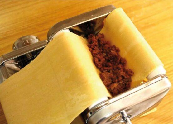 Máquina manual para fabricación de Pasta Ravioli 3