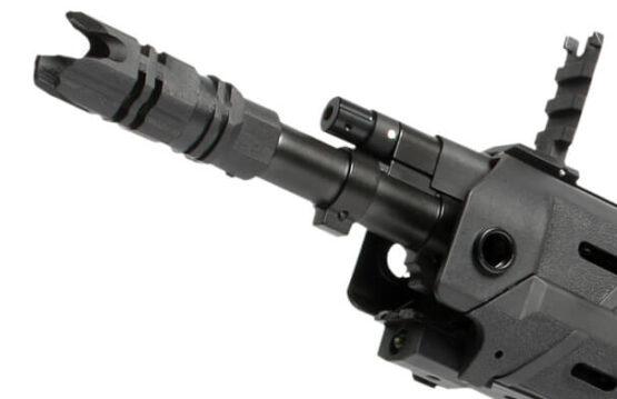 FUSIL DE AIRSOFT ELÉCTRICO M4 GR4 G26 G&G ARMAMENT 4