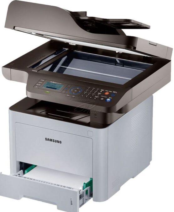 Impresora Multifunción Monocromática Samsung SL-M4070FR 3
