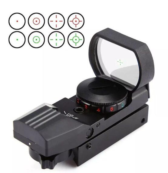 Mira Holográfica Agarre para airsoft de 20 mm. 1