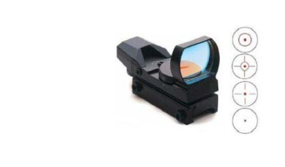 Mira Holográfica Agarre para airsoft de 20 mm. 2