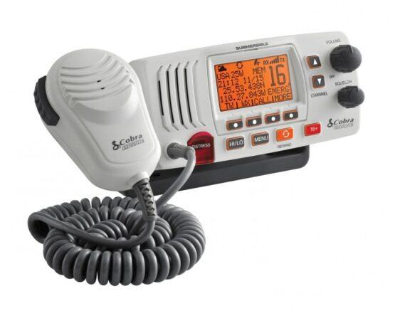 COBRA ELECTRONICS MARINE Radio Base VHF Marino 25W 2