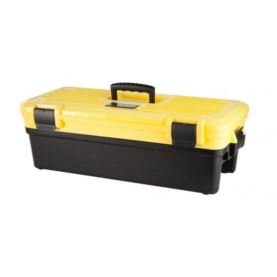 Caja con banco para limpieza de armas 3