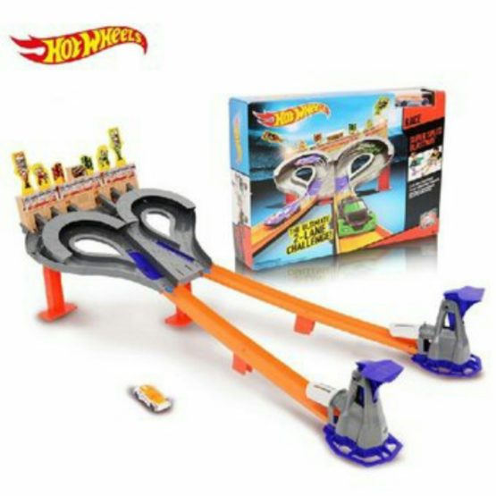 Hot Wheels® CARRERA SUPER EXPLOSIVA™ 5