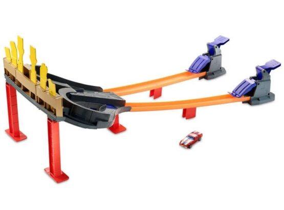 Hot Wheels® CARRERA SUPER EXPLOSIVA™ 4
