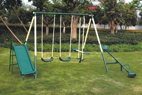 Set 5 en 1 de Juegos Infantiles para Jardín 1
