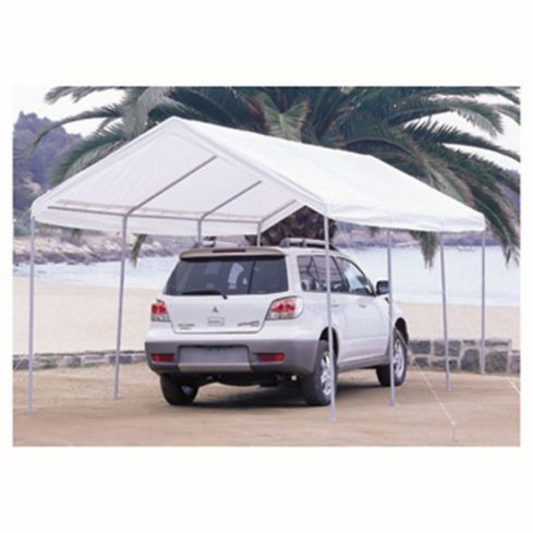 Gazebo tipo garage 3 x 6 m Just Home Collection 1