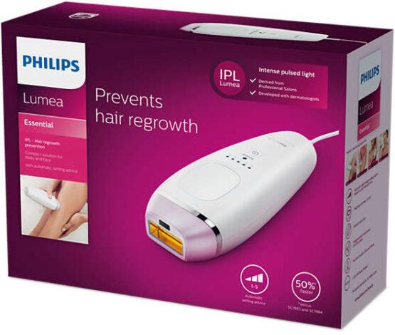 Philips Lumea Essential Dispositivo de Depilación IPL 11