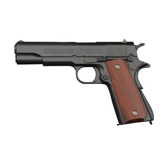 PISTOLA 1911 DE AIRSOFT 6mm GAS GPM1911 G&G ARMAMENT 1