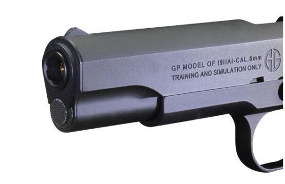 PISTOLA 1911 DE AIRSOFT 6mm GAS GPM1911 G&G ARMAMENT 3