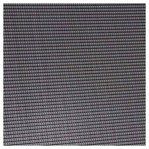 Silla Sling de textileno gris Just Home Collection 7
