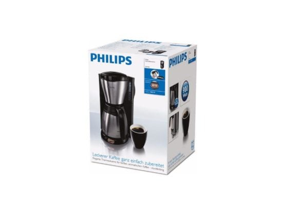 Cafetera Gaia Philips con Filtro con Jarra Térmica 5