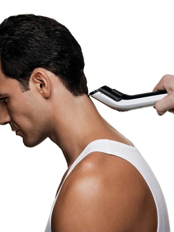Corta cabellos Recargable Philips con 11 posiciones, peine ajustable y uso con o sin cable 9