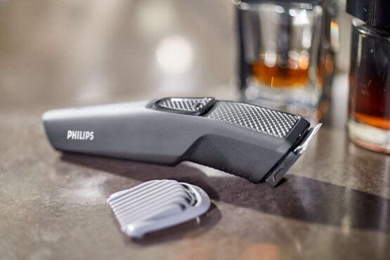 Corta Barba Philips Beardtrimmer series 1000 le brinda Rendimiento constante y duradero 5