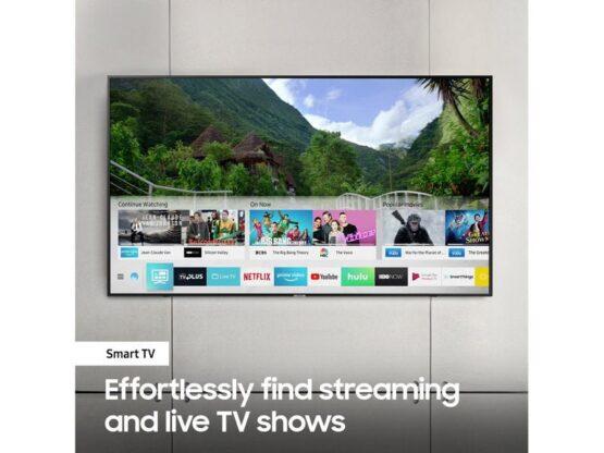 "Samsung LED SMART TV SAMSUNG 65"" UHD 4K 8"